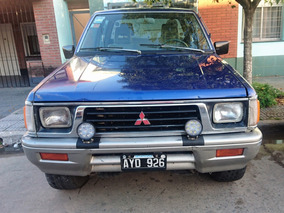 Mitsubishi L200 Doble Cabina 4x4 Turbo No Hilux Ranger