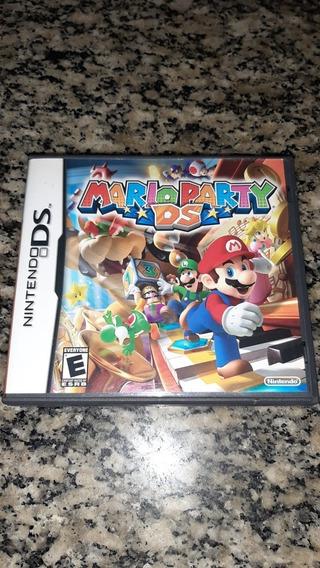 Mario Party Ds Original Americano