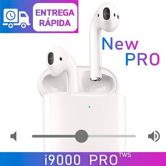 Fone I9000 Tws Pro + Acessórios Lacrado Envio Em 24 Horas