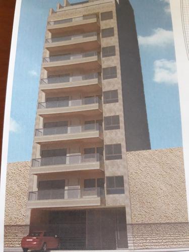 Monoambiente  Amplio Contrafrente Balcon Parrilla M Castro