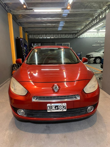 Renault Fluence 2.0 16v Privilege 2012