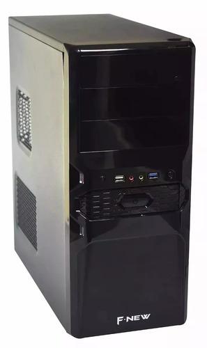 Cpu Core I5 4gb Ddr3 Hd 500 C / Windows 7 + Monitor 19 Novo