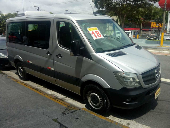 Merces Benz Sprinter 415 Cdi 2018 Teto Baixo Completa