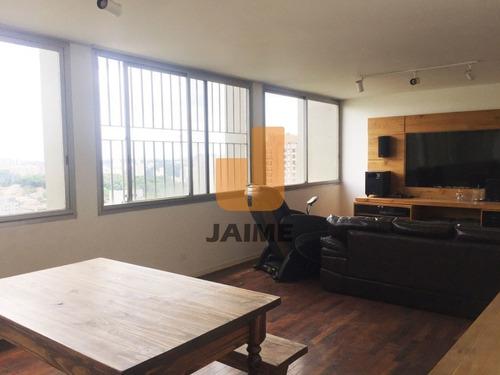 Apartamento Padrão Com 3 Dormitórios Sendo 1 Suite E 2 Vagas. - Ja15983
