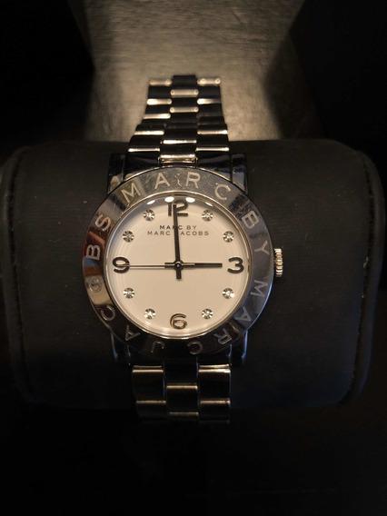 Reloj Marc Jacobs Plateado Mbm3054