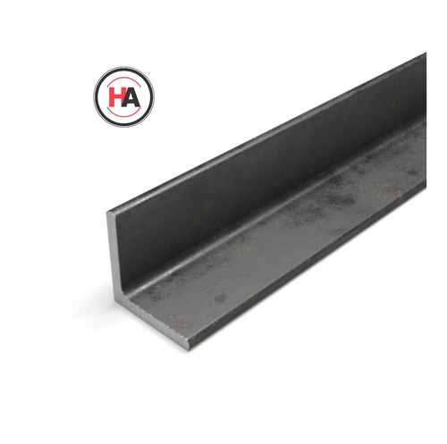 Ángulo De Hierro 2 1/2 X 1/4 (38,1 X 6,4mm) 6mts - Lpn90 -ha