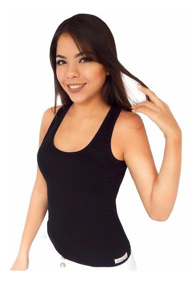 10 Blusas Camiseta Regata Feminina Nadador Fitness Academia