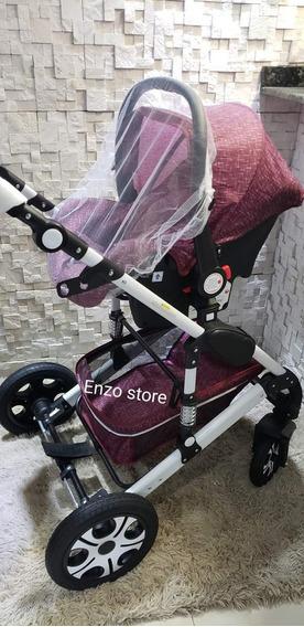 Car Baby Stroller Moises Berço + Bebe Conforto Importado