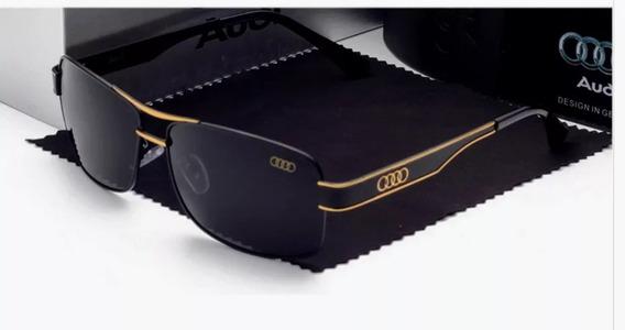 Óculos Sol Audi Edição Especial Com Box Completo Original §
