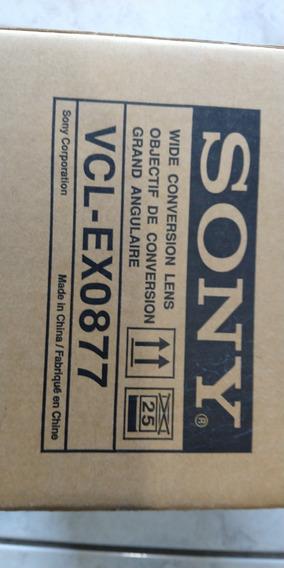 Sony Vcl-ex0877 Grande Angular