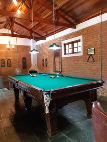 Mesa Oficial De Sinuca Bilhar Snooker Centenário Tacolandia