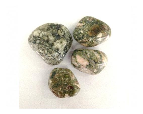 Jaspe Rolada Natural 1kg Pedra Cura Cristais