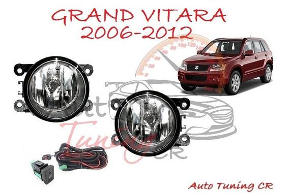Halogenos Suzuki Grand Vitara 2006-2012