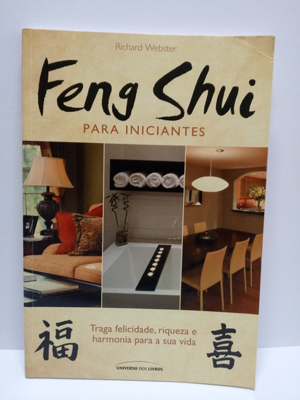 Livro Feng Shui Para Iniciantes