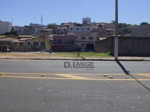 Imagem 1 de 4 de Terreno À Venda, 672 M² Por R$ 720.000,00 - Vila Industrial - Campinas/sp - Te3992