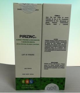 Pirizinic Shampoo Antiseborreico Alivia Sintomas D La Caspa