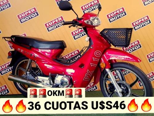 Baccio Px 110f Financiacion 100% Tomamos Tu Moto Usada !!