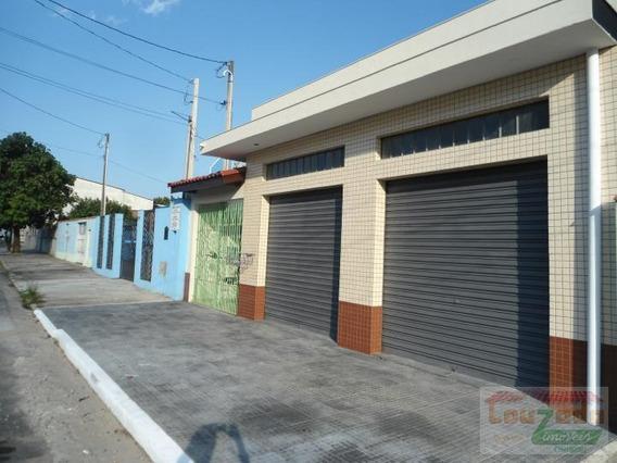 Comercial Para Locação Em Peruíbe, Centro - 0406