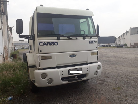 Ford Cargo 1317 Diesel Chassi 2006