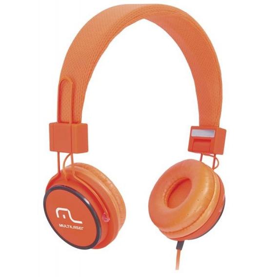 Fone De Ouvido Headphone Head Fun Microfone P2 Hi-fi
