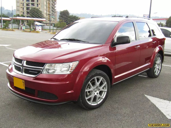 Dodge Journey Se At 2400cc Aa 4x2