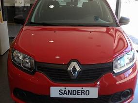 Renault Sandero Authentique Oferta Del Mes Contado $216900