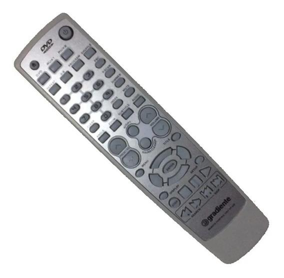 Controle Remoto Para Home Theater Com Dvd Gradiente Hts-520
