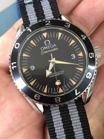 Reloj Omega Seamaster 300 James Bond 007 Spectre Edition