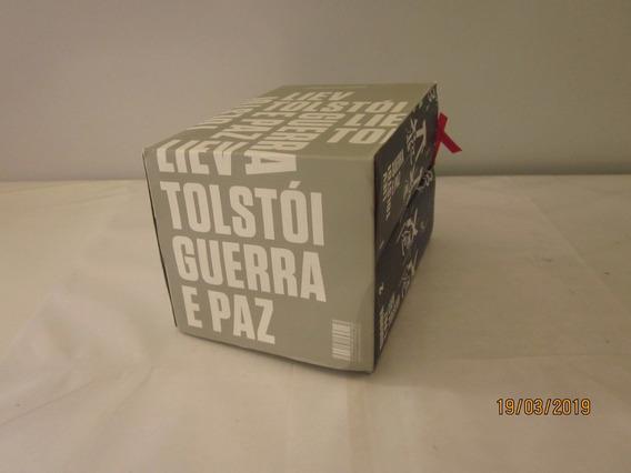 Livros Coleção Guerra E Paz 2 Volumes Tolstói