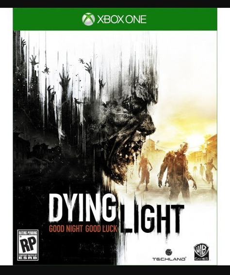Dying Light - Mídia Digital - Xbox One Original Envio Online