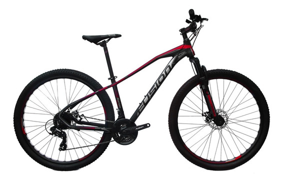 Bicicleta Fusion Korbin Rin 29 Aluminio Shimano 24 Vel. Bloq