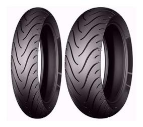 Par Pneu 120/70-17 + 160/60-17 Michelin Pilot Street Radial