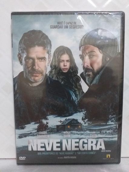 Dvd Neve Negra Ricardo Darin Filme Original