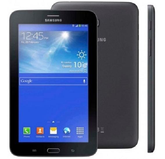 Tablet Samsung Tab 3 Lite T113 Wifi/ 8gb/ 7.0 Preto - Novo