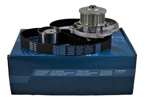 Imagen 1 de 4 de Kit Distribucion + Bomba De Agua Fiat Palio / Siena 1.4