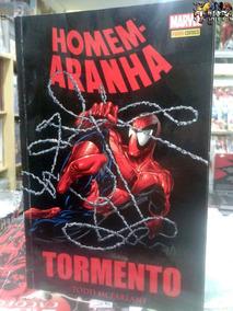Homem-aranha Tormento Todd Mcfarlane Panini Comics Marvel
