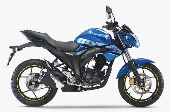 Moto Suzuki Gixxer 150 0 Km Muñoz Marchesi