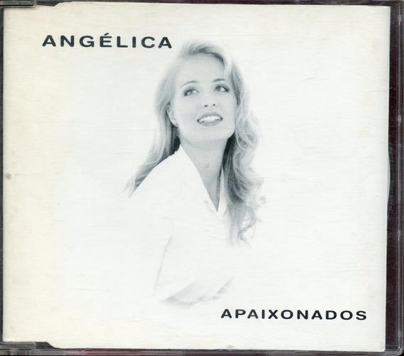 Cd Angélica - Apaixonados - Single Raro - Promocional
