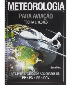 Apostia De Meteorologia Para Pilotos. Frete Grátis!