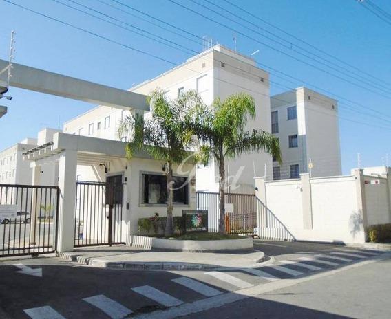 Apartamento - Pq. Serafim - Pa. Santa Rosa - Suzano - Ap1968