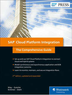 Libro Sap Cloud Platform Integration The Comprehensive Guide