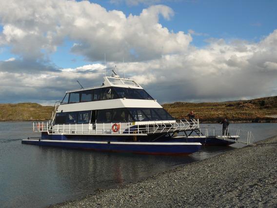Catamaran Turismo Oportunidad 125 Pasajeros
