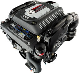 Motor Mercury Mercruiser 250hp - Alpha 4.5l