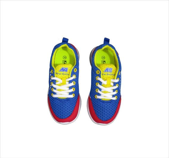 Zapatos Para Niños New Arrival Tricolor