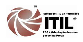 Simulados Itil V3 Foundation .vce + Pdf + Orientação