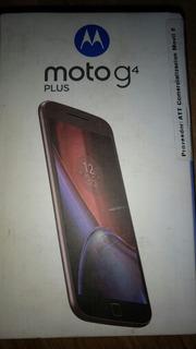 Cel Moto G 4 Plus Nuevo