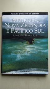 Livro Austrália Nova Zelândia E Pacífico Sul