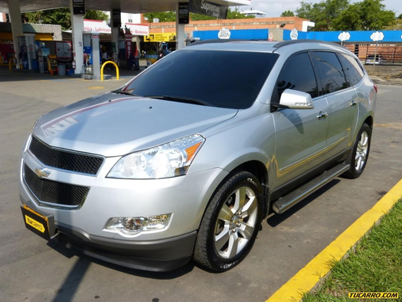 Chevrolet Traverse Lt At 3600cc
