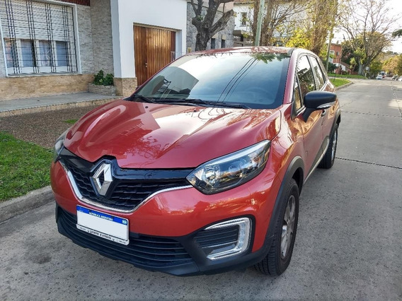 Renault Captur 1.6 Life Full 2018 Solo 20.000 Km En Garantía