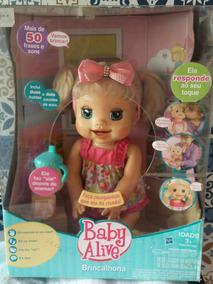 Baby Alive Brincalhona